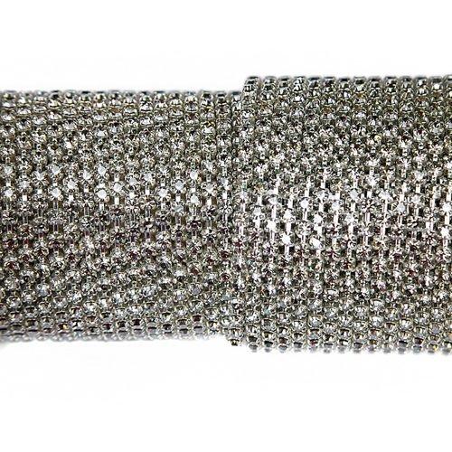 473714af7 Rhinestone cupchain with Preciosa crystals ss 8,5 (~2,5 mm) Crystal ...