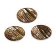 Cabochon CM Classic oval 11x15 light brown