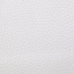 Artificial leather (eco-leather) - white, 17x25cm