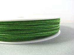 Czech viscose braid - light green // A4802