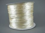 SATIN CORD FOR CORSETS 2mm ECRU