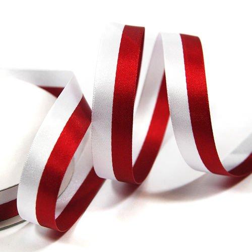 Wstążka Biało Czerwona Flaga Narodowa 2 Cm